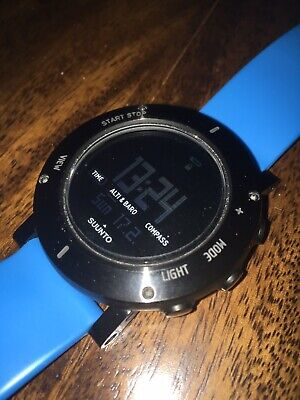 Suunto Core Blue Crush Watch
