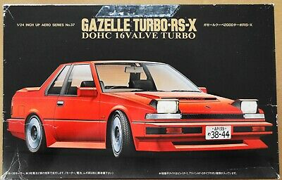 Fujimi Nissan Gazelle Turbo RS-X 1:24