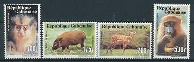 [111754] Gabon 1990 Fauna good Set very fine MNH Stamps