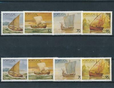 [111845] Portugal 1990 Boats 2x good Set very fine MNH Stamps