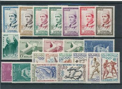 [111922] Morocco good Lot very fine MNH Stamps