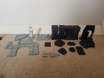 warhammer lotr mines of moria scenery & more