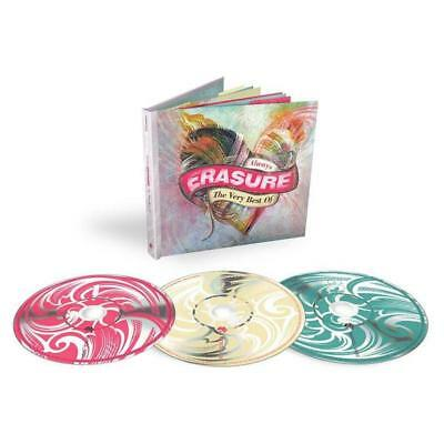 NEW Erasure  3xCD Deluxe Edition - Always (The Very Best Of) - LCDMUTEL26 - MINT