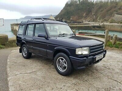 Land Rover Discovery 300 TDI 1998