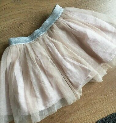 Baby Girl next 9-12months Pink Shimmer Tutu Skirt Pretty