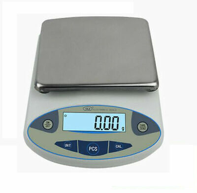 20kg*0.1g High Precision Electronic Balance Laboratory Weighing Industrial Scale