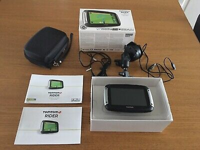 Tomtom Rider 410 Great Rides Edition Sat Nav