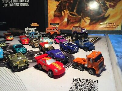 Micro machines Renault 5 Colour Change Gold Rolls Royce Buster Shelby Joblot