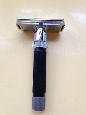 Rasoir ancien reglable Gibbs 15 SGDG safety razor vintage adjustable