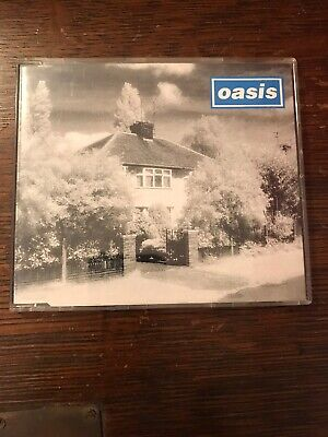 LIVE FOREVER CD UK CREATION 1994 - Oasis CD 63VG The Cheap Fast Free Post The