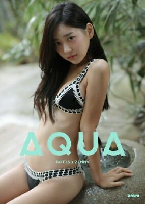 7441819862817Bravo Rotta x Zenny Aqua Photobook Bikini Photo Korean Beauty_IA