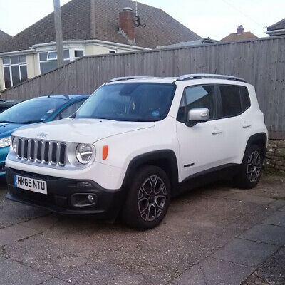 jeep renegade limited automatic