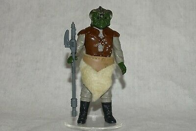 Vintage Star Wars KLAATU 1983 C9 NO COO ALL ORIGINAL