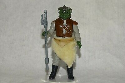 Vintage Star Wars KLAATU 1983 C8 COO HK ALL ORIGINAL