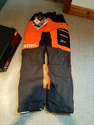 Stihl X Fit Chainsaw Trousers