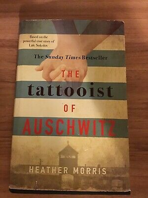 The Tattooist of Auschwitz by Heather Morris (Hardback), Fiction Books, Used