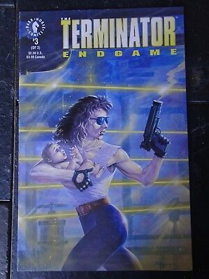 The Terminator End Game #3 (of 3) Dark Horse 1992 FN+
