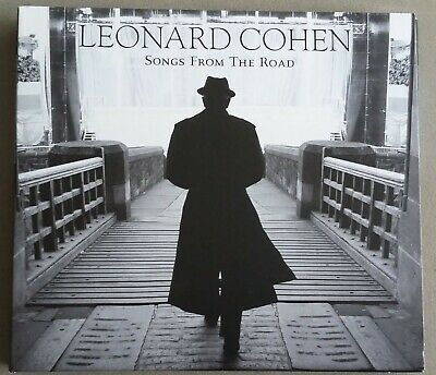 Leonard Cohen - Songs from the Road CD & DVD (Excellent, like new condition)