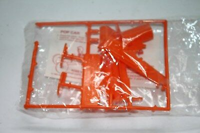 RARE CANADIAN  1985 RONALD McDONALD POP CAR.MINT IN PACKAGE.HAPPY MEAL TOY