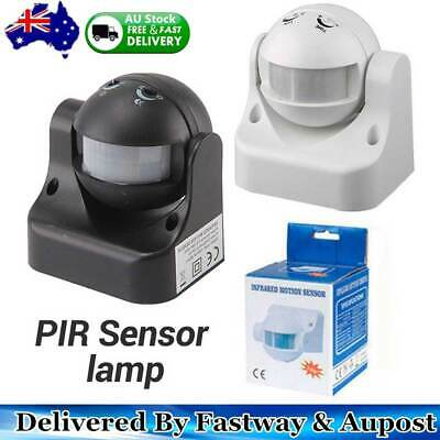 AU Lighting Outdoor PIR Motion Switch For Security Movement Sensor Detector