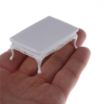 Dollhouse Miniature Furniture Tea Coffee Table Model landscape Toy BS