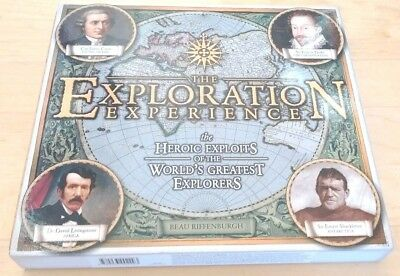 The RGS Exploration Experience by Beau Riffenburgh (Hardback, 2007) WITH CD ROM