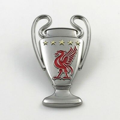 Liverpool European Cup Pin Badge ( Champions League)
