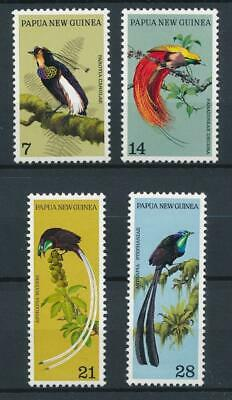[51820] Papua New Guinea 1973 Birds good set MNH Very Fine stamps