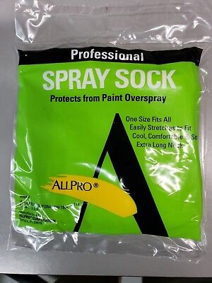 Painter Spray Sock / Spray Hood-One Size Fits All-Quanity  72