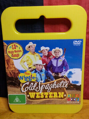 The Wiggles - Cold Spaghetti Western (DVD, 2005)