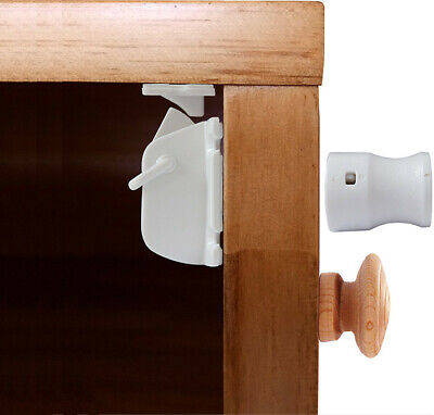 Cabinet Magnetic Lock for your Child Safety