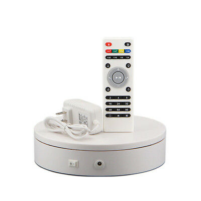 Turntable Electric 360 Degree Photography Display Stand