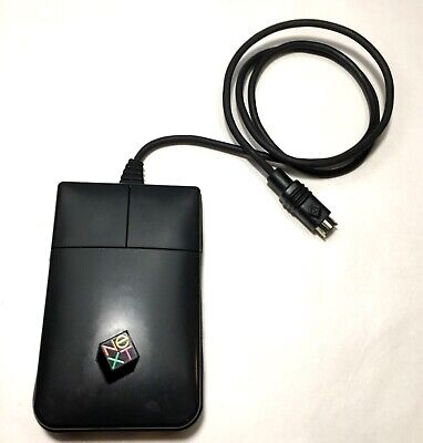 NeXT Non Adb Mouse For NeXT Cube Or NeXTstation NeXTcube Untested Vintage 1980s
