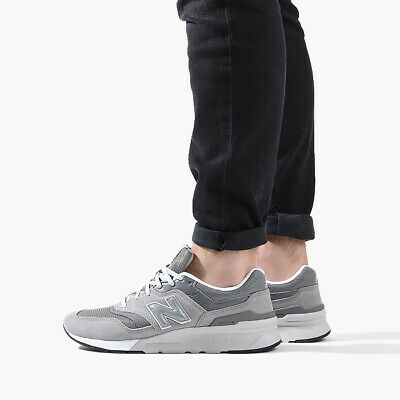f406ddb4a5 NEW BALANCE CM997HCA D Grey White Men Running Casual Shoes Sneakers ...