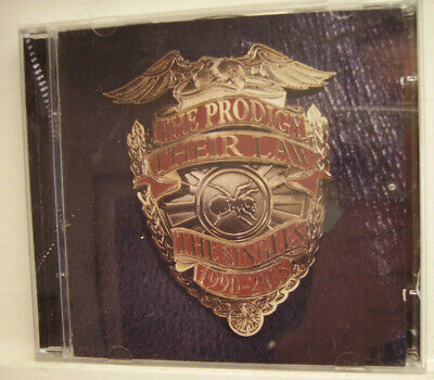 PRODIGY - 'Their Law (Singles 1990-2005)' - X 2 CD - (CD 2005)**EXC+**