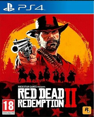 Red Dead Redemption 2 Ps4 - Playstation 4