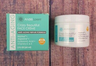 Andre Lorent Crazy Beautiful Wrinkles Anti Aging Daily Moisturizer Matrixyl
