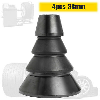 Wheel Balancer Standard Taper Cone Kit 38mm Shaft Accuturn Coats Taper Cone 4pcs