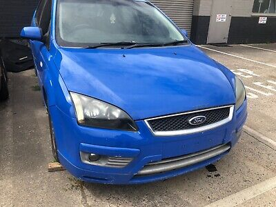 Ford Focus 2005 5 Speed Manual/motor Issues/does Not Run As Is/good For Parts