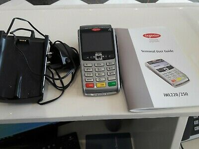 Ingenico iWL250 Credit Card Terminal with Chip Reader