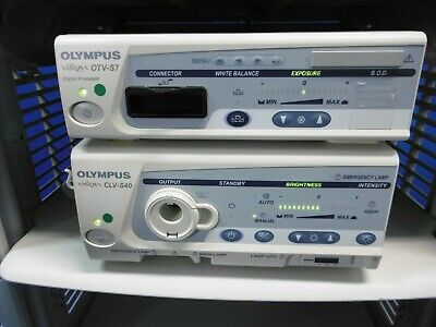 Olympus OTV-S7 & CLV-S40 Endoscopy Processor