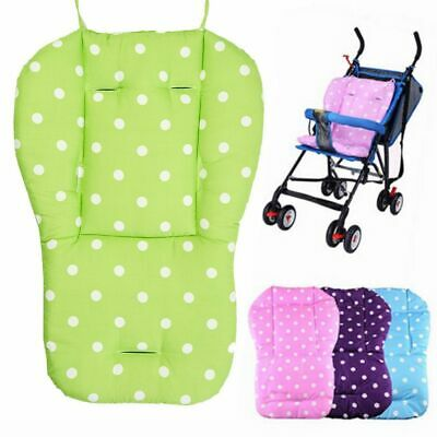 Baby Stroller Mat Kid Feeding Chair Cushion Child Car Seat Pad Buggy Carriage