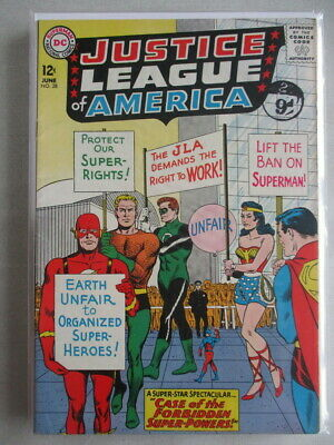 Justice League of America Vol. 1 (1960-1987) #28 VF