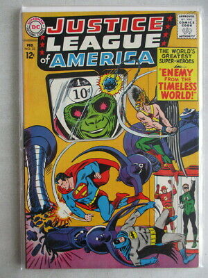Justice League of America Vol. 1 (1960-1987) #33 VF