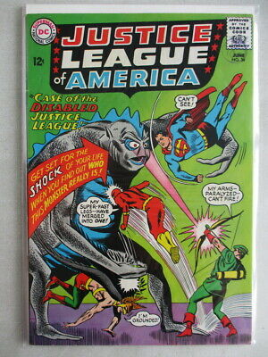 Justice League of America Vol. 1 (1960-1987) #36 VF