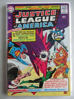 Justice League of America Vol. 1 (1960-1987) #40 VF