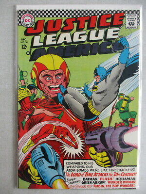 Justice League of America Vol. 1 (1960-1987) #50 VF/NM