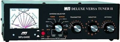 MFJ 949E -  1.8-30 MHz. 300 watt Antenna Tuner - Tunes any antenna  - New