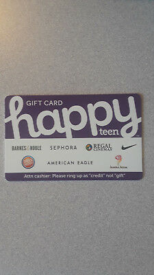 Gift Card Happy Teen  $50