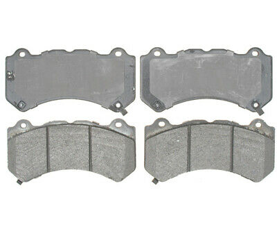 Made in USA NEW CARQUEST GMD215 FRONT PREMIUM PLUS DISC BRAKE PAD SET 4 Pads